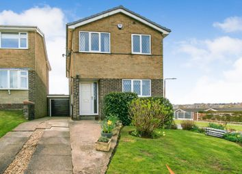 Thumbnail 3 bed detached house for sale in Gainsborough Road, Dronfield, Derbyshire