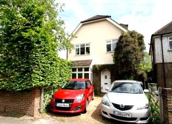 Thumbnail 4 bed detached house to rent in Weston Road, Guildford, Surrey