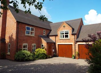 Thumbnail 4 bed detached house for sale in Stubwood Lane, Denstone, Uttoxeter, Staffordshire