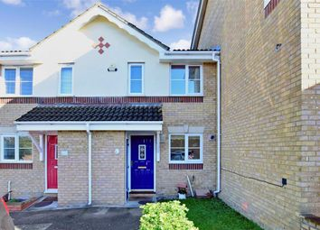 Thumbnail 2 bed terraced house for sale in Moss Way, Dartford, Kent