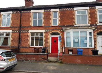 Thumbnail 4 bed terraced house to rent in Fox Street, Stockport