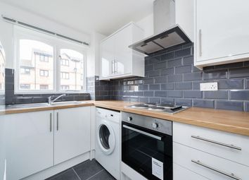 Thumbnail 1 bed flat to rent in Samuel Close, London