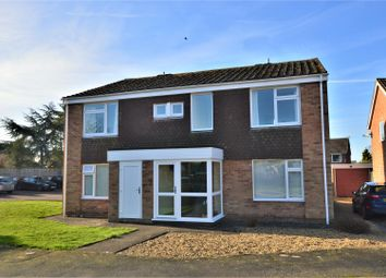 Thumbnail 1 bed flat for sale in Girton Way, Stamford
