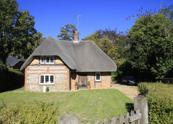 Thumbnail 2 bed cottage to rent in Vernham Dean, Andover