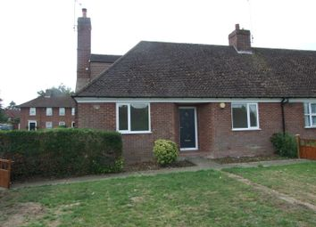 Thumbnail 2 bedroom bungalow to rent in Drakeloe Close, Woburn