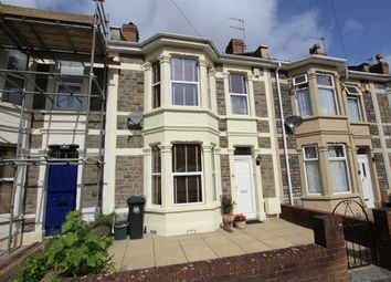 Thumbnail 2 bed terraced house for sale in Russell Road, Fishponds, Bristol