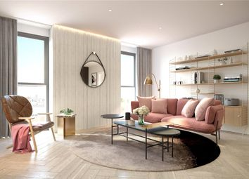 Thumbnail 1 bed flat for sale in Dock Street, London