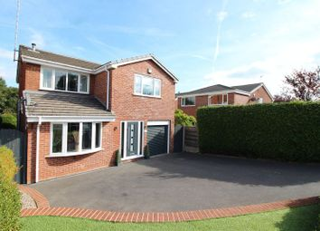 Thumbnail 4 bed detached house for sale in March Drive, Bury