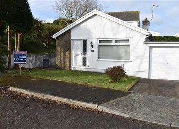 Thumbnail 3 bed detached bungalow for sale in Talywern, Llangennech, Llanelli