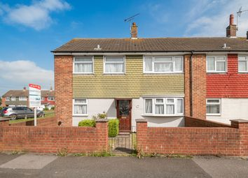 Thumbnail 3 bed end terrace house for sale in Cross Stile, Ashford