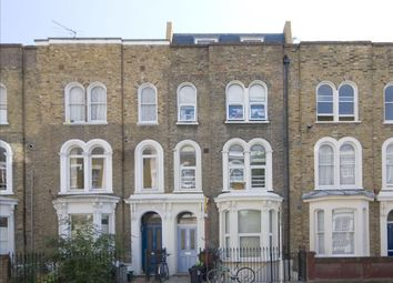 Thumbnail 3 bed flat to rent in Dunlace Road, London, Hackney