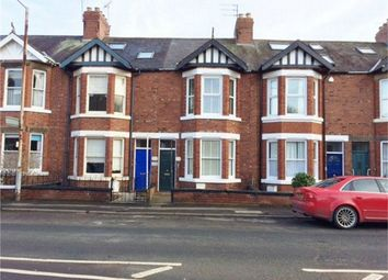 Thumbnail 3 bedroom terraced house to rent in Bishopthorpe Road, South Bank, York