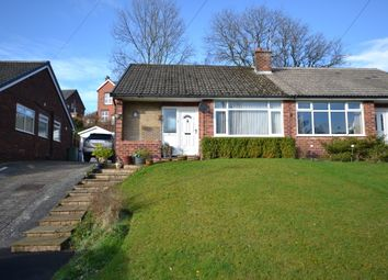Thumbnail 2 bedroom semi-detached bungalow for sale in Rixton Drive, Tyldesley, Manchester