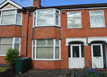 Thumbnail 3 bed terraced house for sale in Cornelius Street, Cheylesmore, Coventry