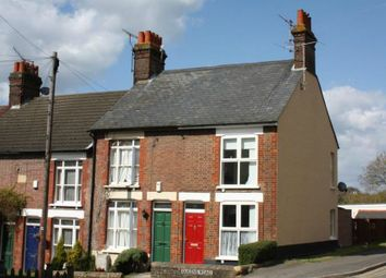Thumbnail 2 bed end terrace house to rent in Queens Road, Chesham