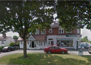 Thumbnail Retail premises for sale in Altrincham WA15, UK