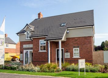 Thumbnail 4 bed detached house for sale in Show Home, Plot 30, The Elder, The Orchards