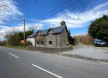 Thumbnail 4 bed cottage for sale in Bethania, Llanon, Ceredigion