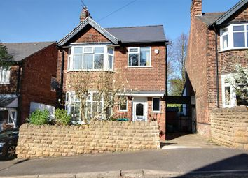 Thumbnail 3 bed detached house for sale in St. Judes Avenue, Mapperley, Nottingham