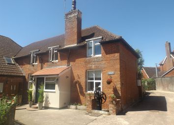 Thumbnail 4 bed semi-detached house for sale in Grange Cottage, Rockbeare, Exeter