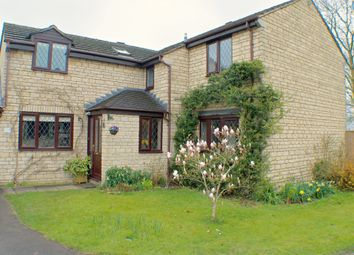 Thumbnail 4 bed detached house to rent in Folly Field, Bourton-On-The-Water, Cheltenham
