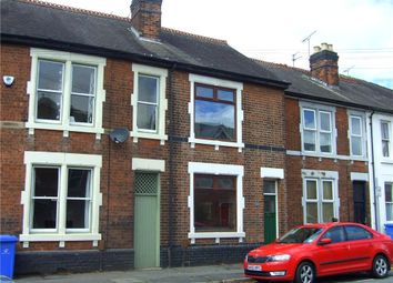 Thumbnail 2 bedroom terraced house for sale in Mansfield Road, Derby