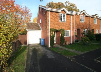 Thumbnail 2 bed end terrace house for sale in Hazel Coppice, Hook