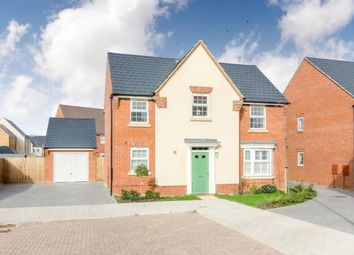 Thumbnail 4 bed detached house for sale in Swan Hunter Close, Brooklands, Milton Keynes