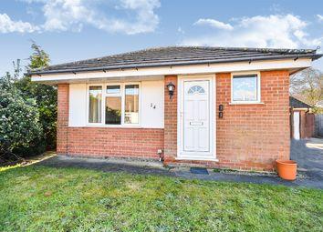 Thumbnail 2 bed bungalow for sale in Orchid Close, New Balderton, Newark, Nottinghamshire