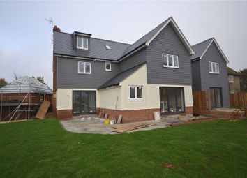 Thumbnail 6 bed detached house for sale in Walnut Tree Cottages, Broads Green, Great Waltham, Chelmsford