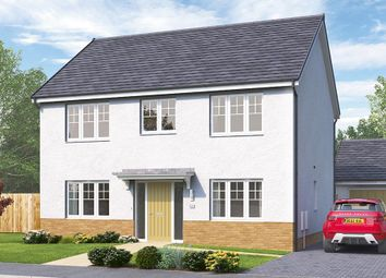 "4 bed detached house for sale in ""The Lathbury"" at Aurs Road, Barrhead, Glasgow G78"