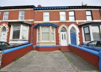 Thumbnail 4 bedroom terraced house for sale in Regent Road, Blackpool, Lancashire