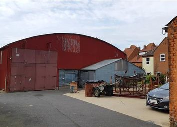 Thumbnail Warehouse for sale in The Maltings Storage Sheds, The Quay, Burnham-On-Crouch, Essex
