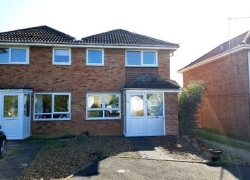 Thumbnail 3 bed end terrace house for sale in Abington Grove, Elm, Wisbech
