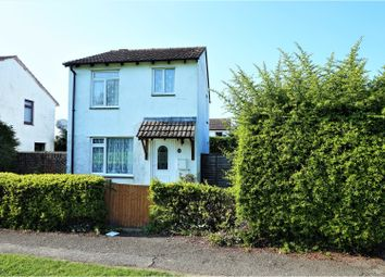 Thumbnail 3 bed detached house for sale in Ramsdell Close, Tadley