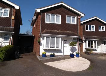 Thumbnail 4 bed detached house for sale in Hazewood Close, Worcester