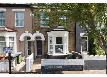 Thumbnail 4 bed terraced house to rent in Napier Road, London