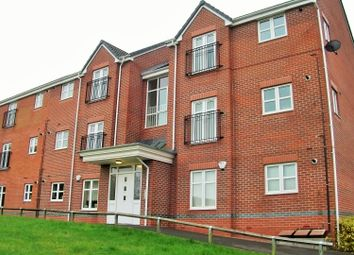Thumbnail 2 bed flat to rent in 53 Moorefields View, Norton, Stoke-On-Trent
