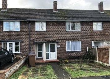 Thumbnail 3 bed terraced house for sale in Ruskin Place, Burton-On-Trent, Staffordshire