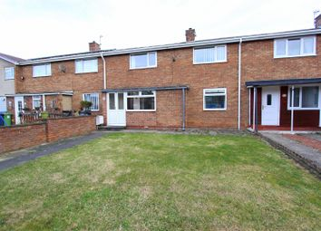 Thumbnail 2 bed terraced house to rent in Hullock Road, Newton Aycliffe