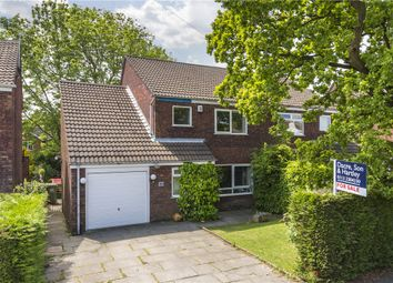 Thumbnail 3 bed semi-detached house for sale in Moor Allerton Drive, Leeds, West Yorkshire