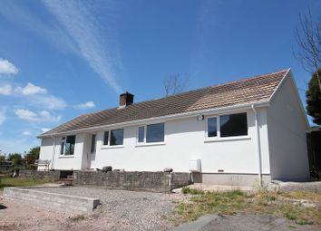 Thumbnail 3 bedroom detached bungalow for sale in Laura Street, Barry