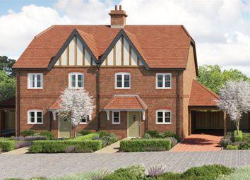 Thumbnail 3 bed semi-detached house for sale in Eldridge Park, Bell Foundry Lane, Wokingham