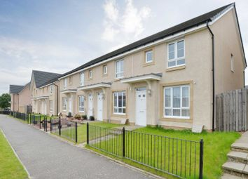 Thumbnail 3 bed end terrace house for sale in Church View, Winchburgh, West Lothian