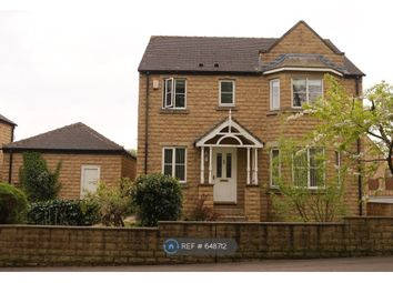 Thumbnail 4 bed detached house to rent in Upper Hall View, Halifax