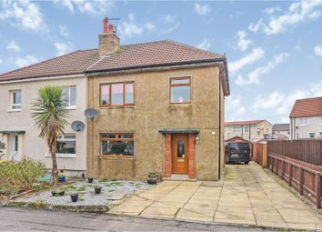 Thumbnail 3 bed semi-detached house for sale in Methven Avenue, Kilmarnock