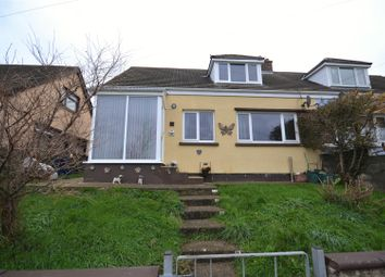 Thumbnail 2 bed semi-detached bungalow for sale in Trinity Place, Neyland, Milford Haven
