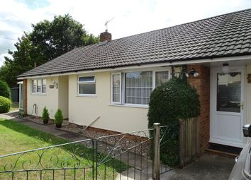 Thumbnail 3 bed detached bungalow for sale in Vale Road, Woodfalls, Salisbury