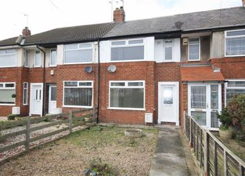 Thumbnail 2 bedroom terraced house to rent in Hotham Road South, Hull