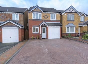 Thumbnail 3 bedroom detached house for sale in Stirchley Lane, Telford, Shropshire